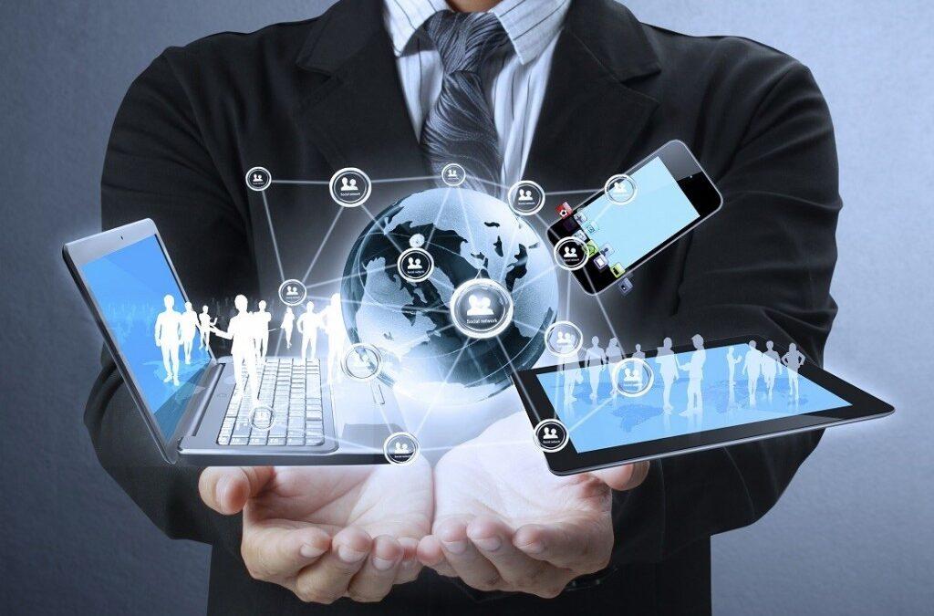 Empresas del sector TIC y media