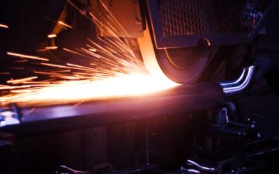 Empresa de industria metal mecánica